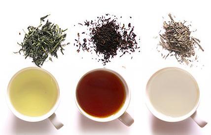 با چای سبز، چای سفید و چای سیاه و خواص هر کدام از آنها آشنا شوید